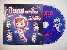 ILONA MITRECEY : DANS MA FUSEE ▓ CD SINGLE PORT GRATUIT ▓