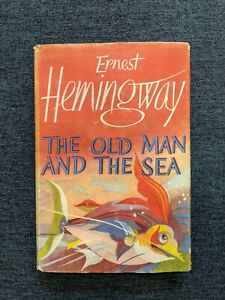 The Old Man and the Sea by Ernest Hemingway (Hardback, 1961)