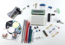 Newbiehack Microcontroller Intermediate Kit w Patrick Hood-Daniel Tutorial DVD