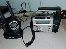 Midland Portable Weather Radio XT511