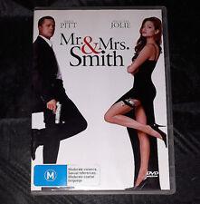 Mr & Mrs Smith - Brad Pitt, Angelina Jolie - DVD - Region 4