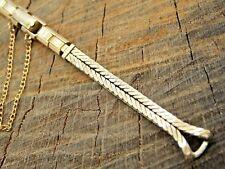 Vintage NOS Kreisler Gold Filled Butterfly Clasp C-Ring Ladies Unused Watch Band