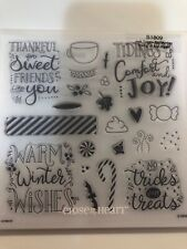 Close To My Heart Stamp - Just Treats S1809 BRAND NEW