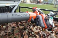BRAND NEW Husqvarna 125BVX Leaf Blower Vacuum 28cc 2-Cycle Gas Powered 170 MPH