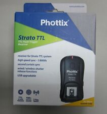 Phottix Strato TTL Flash Trigger Receiver for Nikon PH89022 - Photographic Equip