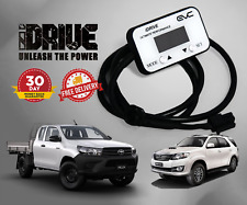 iDrive Throttle Control Kit for Toyota Hilux and Fortuner