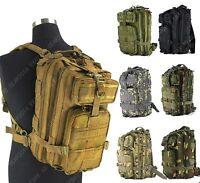 Military Tactical Rucksacks Backpack Outdoor Sport Camping Trekking Hiking Bag