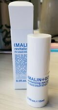 Malin + Goetz Revitalizing Eye Gel 0.5 oz/ 15 ml - Full Size *New In Box*