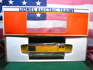 Lionel 6-9545 UP Union Pacific O Scale Smooth Sided Aluminum Baggage Passenger