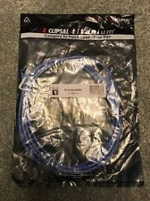 Clipsal 2 metre CAT5e Blue LAN Ethernet Internet Modem Network Cable Patch Lead