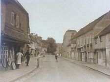 More details for west wycombe village real photo buckinghamshire postcard social history scene