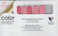 COLOR STREET Nail Strips What the Check 100% Nail Polish Strips - USA Made!