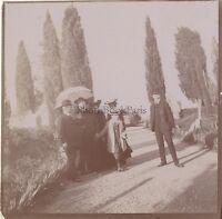 Viaggio IN Italia Foto Amateur Vintage Citrato Ca 1900 #24