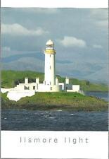 Lismore Lighthouse, Eilean Musdile - postcard