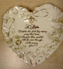"""Bradford Exchange """" 00004000 ;A Mother's Love"""" Collectible Plate"""
