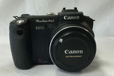 Canon 8-9.9MP Digital Cameras