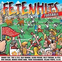 Fetenhits-Fussball (42 tracks, 2008) Shaggy feat. Trix & Flix, Nelly Fu.. [2 CD]