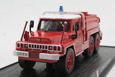 CAMION CCFL ACMAT 6X6 1985 POMPIER CERNAY DELPRADO 1/57 FIRE ENGINE BOMBEIRO