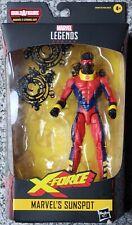 X-Force Marvel Legends Strong Guy Series Sunspot Action Figure Deadpool NO BAF