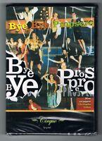 BYE BYE PROSPERO - CHRISTOPHE LIDON - CIRQUE - DVD - NEUF