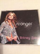 Britney Spears Stronger CD Single