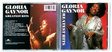 CD ★ GLORIA GAYNOR - GREATEST HITS (BEST OF) ★ 11 TITRES ALBUM 1988