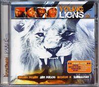 Music CD Young Lions Volume 2 Reggae Roots Jah Mason Fantan Mojah Bascom X