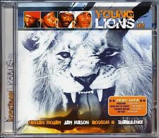 Young Lions Vol 2 Reggae Roots Culture Various Artist CD New Sealed Music Album