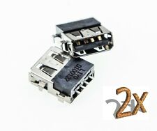 Asus k52 k52jr k52dr x52f k52f x52j x52f k52jr USB Jack Connector port casquillo 2x