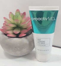 Proactiv MD 2oz Deep Cleaning Face Wash Sealed New Unused Free Ship!