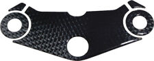 Hyosung Steering Bracket Cover Carbon Decal Sticker Label GT250 GT650 GT650R CC1