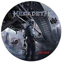 Megadeth - Dystopia [New Vinyl] Picture Disc