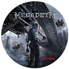 Megadeth - Dystopia [New Vinyl] Picture Disc