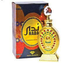 NADABY SWISS ARABIAN CONCENTRATED PERFUME OIL 15ML FOR UNISEX & NICE GIFT