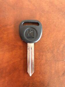 OEM Saturn Key Blank B106P (599487) - 1 Pack