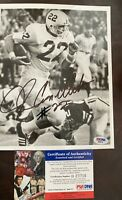 JOHN CAPPELLETTI Autographed Signed 8x10 Photo Heisman Penn State PSA/DNA