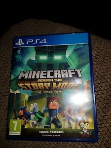 Minecraft Story Mode Season 2 Two Playstation 4 PS4