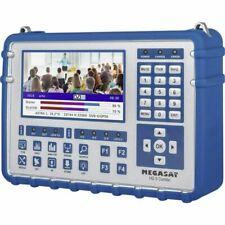 Megasat Satmeter HD 5 Combo Misuratore di Segnale - Blu (2600014)