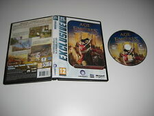 AGE of Empires III Complete Collection PC EXC AOE + asiatiche dinastie & WARCHIEFS