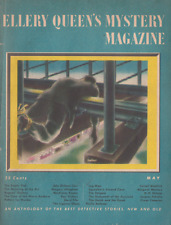 Ellery Queen's Mystery Mag May 1945 - Cornell Woolrich, John Dickson Carr