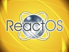 ReactOS 04.11 OS x86 for PC Bootable DVD Windows Like Not Linux Not BSD Not Unix