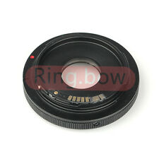 3rd AF Confirm Canon FD to EOS Lens Adapter 7DII 70D 5DIII 100D 700D 650D