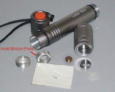 12mm laser module host/waterproof host laser parts/laser host for 18650