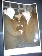 PHOTO PRESS VINTAGE RIN HANDEBRUCK 1955