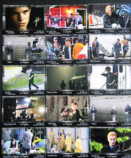 Twilight Eclipse 'On the Set Ltd Edition' All 15 cards