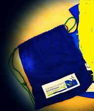 SCMS Standard Chartered Marathon Singapore 2012 NYLON Race Pack Back BAG Carrier