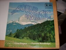 ANNE ROGERS & PATRICIA ROUTLEDGE - THE SOUND OF MUSIC, 12 TRACKS, 1966 (MFP LP)