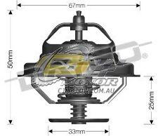 DAYCO Thermostat FOR VW Transporter 11/1986-12/92 2.1L 8V OHV EFI 70kW MV