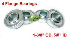 "4 Wheel Bearings, 5/8"" Id x 1-3/8"" Od, Some Lawnmowers And More"