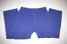 NY Giants NFL Lounge Pajama Pants Men XL NEW